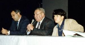 12 octobre 1989 lancement officiel du 1er rallye Pays de Gier.