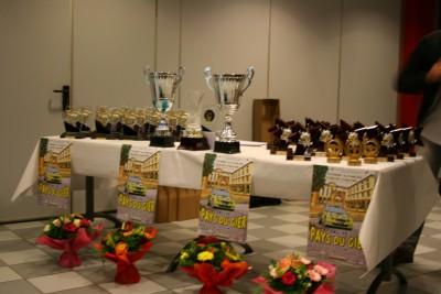 Les trophées 2015