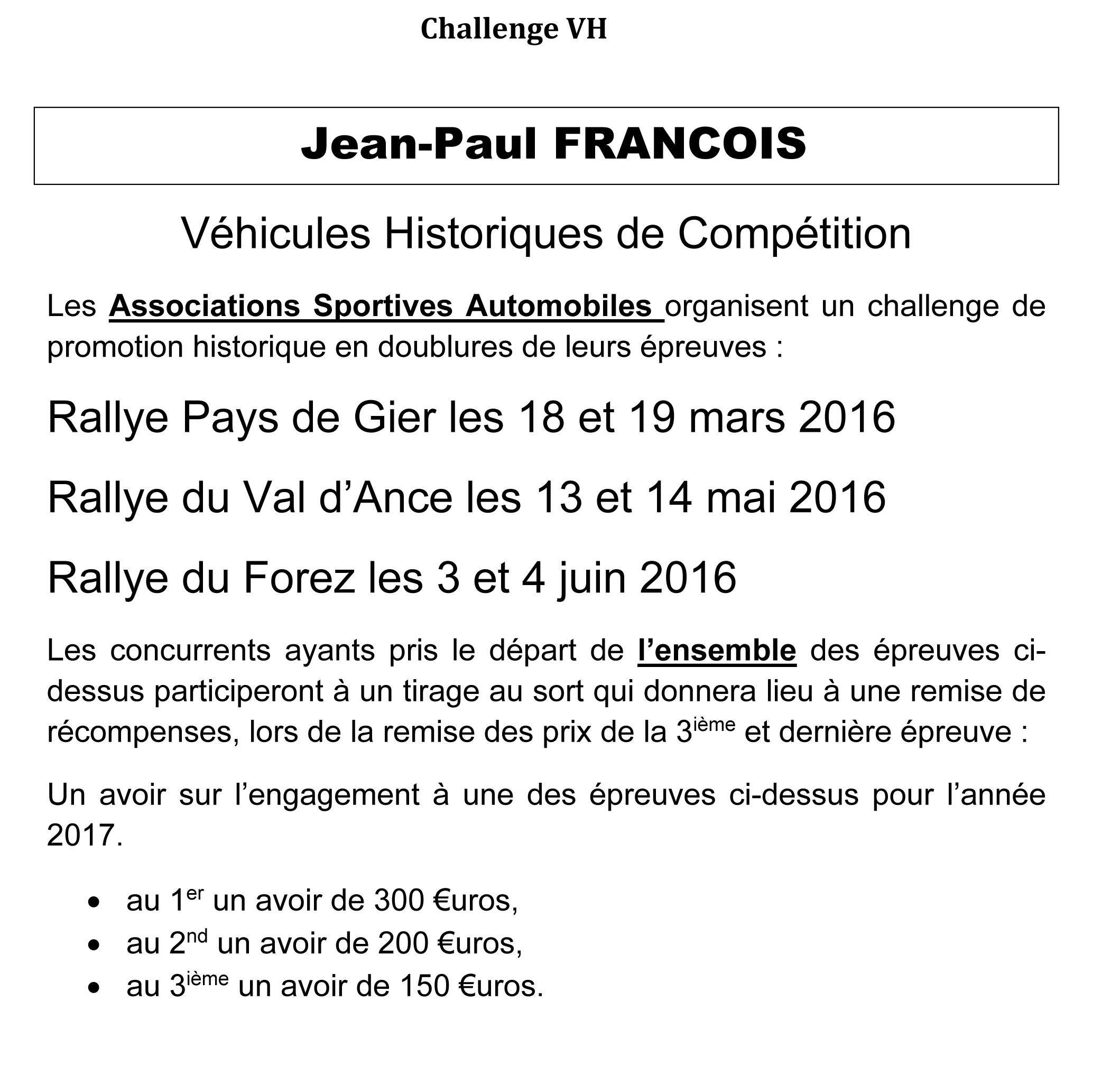 Challenge-Jean-Paul-FRANCOIS-Historique-V1