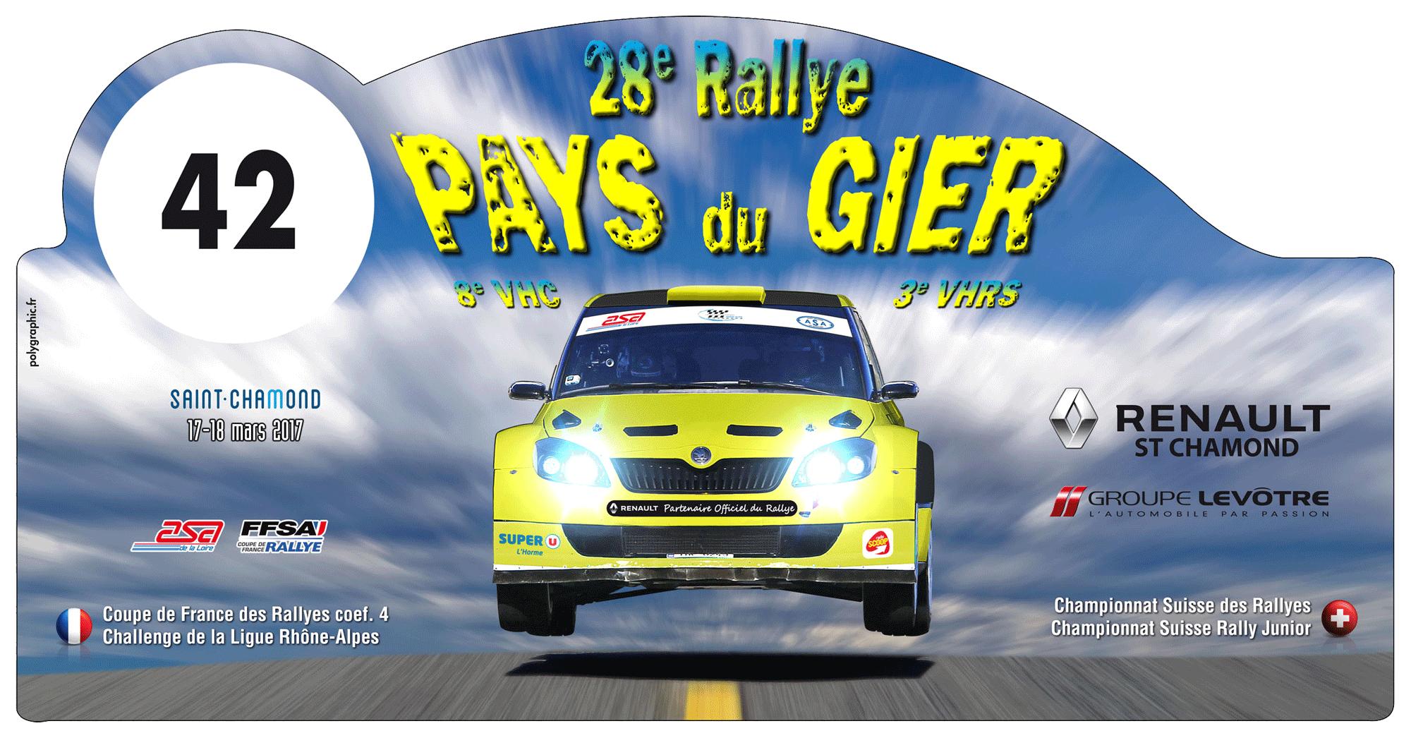 Rallye 2017
