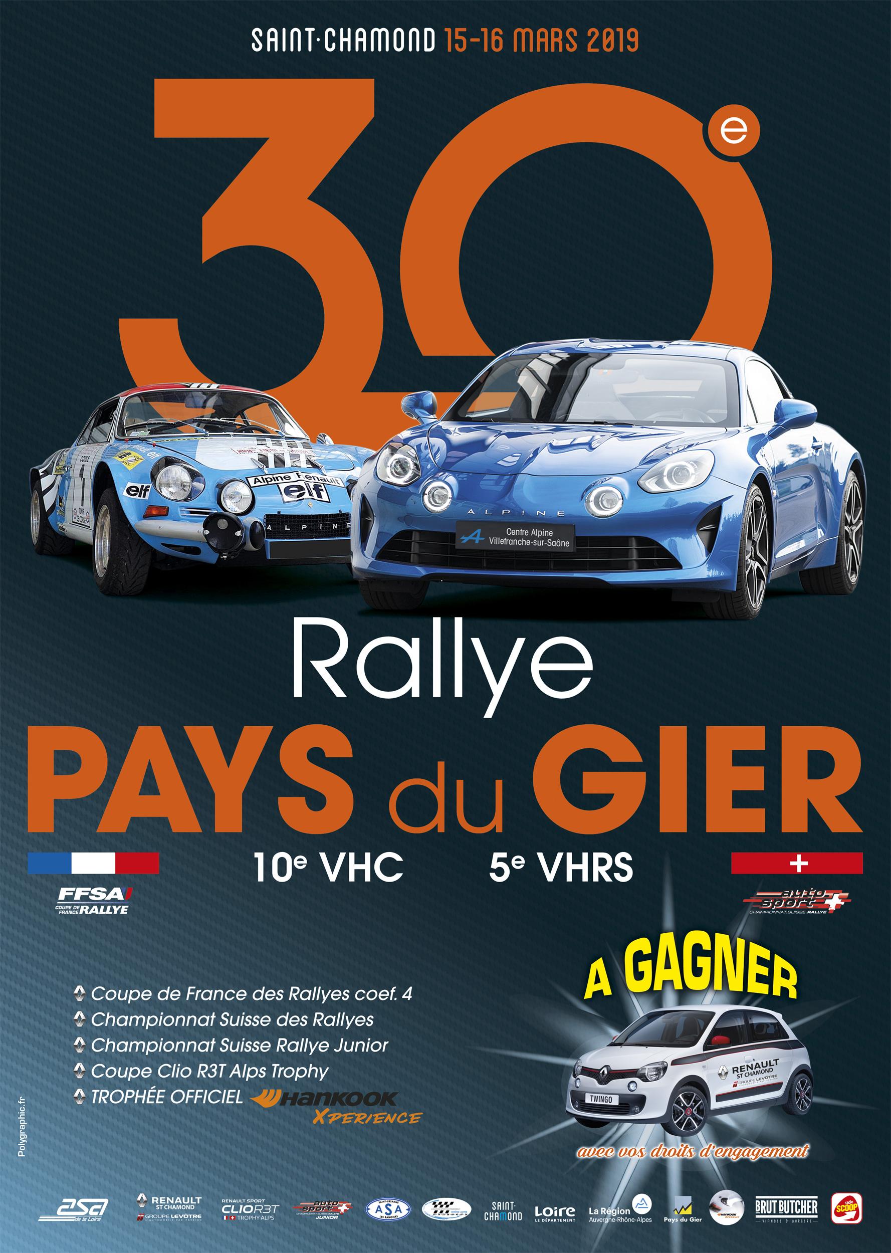 Rallye 2019